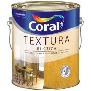 Imagem de Textura Premium 7,0Kg - Branco Neve - Rústica - Coral