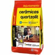 Imagem de Rejunte Flexível Weber Marfim Saco/5kg - Quartzolit