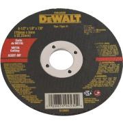 "Imagem de Disco de Corte Metal 4.1/2""x1/8""x7/8"" (115x3,0x22,23mm) - DeWalt"