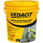 Imagem de Impermeabilizante para Concretos e Argamassas 18L - Vedacit