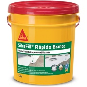 Imagem de Impermeabilizante SikaFill Rápido Branco 13,6kg - Sika