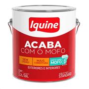 Imagem de Tinta Acrílica Fosco Standard 3,6L - Branco Neve - Diacryl Iquine
