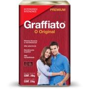 Imagem de Textura Riscado Premium 28,0Kg - Vermelho Graffiato - Graffiato Hydronorth
