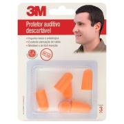 Imagem de Protetor Auricular sem Cordão 6560 - 3M