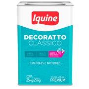 Imagem de Textura Premium 29,0Kg - Branco Gelo - Decoratto Clássico Iquine