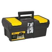 """Imagem de Caixa para Ferramentas de Plástico 13013 12,5"""" Tool Box - Stanley"""