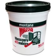 Imagem de Massa Para Madeira Mazza - Verde Madeira Tratada - Balde 1,600Kg - Montana
