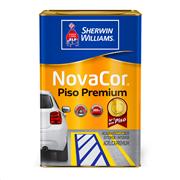 Imagem de Tinta Acrílica Fosco Premium 18L - Cinza - Novacor Sherwin Willians