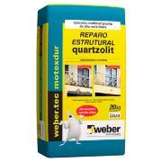 Imagem de Argamassa Reparo Estrutural 20kg - Quartzolit