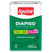 Imagem de Tinta Acrílica Fosco Premium 18L - Branco - Diapiso Iquine