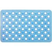 Imagem de Tapete de Banheiro de PVC 61x 38 cm Azul - Bianchini