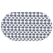 Imagem de Tapete de Banheiro Antiderrapante 69x39 cm Branco J-PY6939M - Bianchini