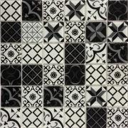 Imagem de Pastilha de Vidro Brilhante 5x5cm Branco - Patchwork - Vetromani