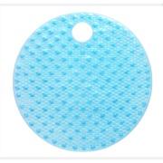 Imagem de Tapete de Banheiro de PVC 55x55 cm Verde - Bianchini