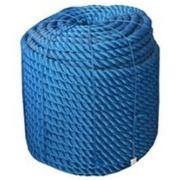 Imagem de Corda Multiuso de Polietileno 6,0mm x 50,0m Azul claro 1668 - Cordas Erval