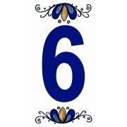 Imagem de Número 6 Cerâmica - Gabriella