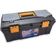 Imagem de Caixa para Ferramentas de Plástico com Bandeja Max Box 5009 - Arqplast