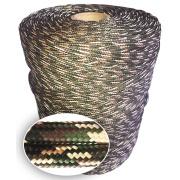 Imagem de Corda para Amarração de Polipropileno 2,5mm x 286,0m Verde, champanhe e marrom - Cordaville