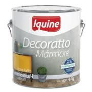 Imagem de Textura Mármore Premium 4,4Kg - Branco Neve - Mármore Iquine