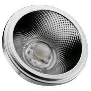 Imagem de Lâmpada LED AR111 12W Luz Amarela Rabicho Autovolt - Glight