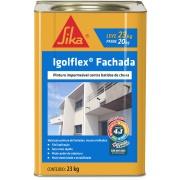 Imagem de Pintura Impermeabilizante Igolflex Fachada 23kg - Sika