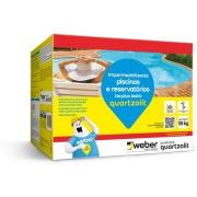 Imagem de Impermeabilizante para Piscinas e Reservatórios Tecplus Lastic 18 kg - Quartzolit