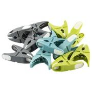Imagem de Prendedor de Roupas Plástico 12 Unidades Verde 083 - Bianchini