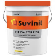 Imagem de Massa Corrida (PVA) Branco Balde 25 kg - Suvinil