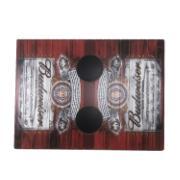 Imagem de Esteira para Sofá Vermelha - Budweiser - Az Design
