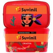 Imagem de Tinta Acrílica Premium Criativa Fosco 5L - Branco Neve - Suvinil