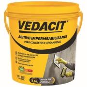Imagem de Impermeabilizante para Concretos e Argamassas 3,6L - Vedacit