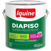Imagem de Tinta Acrílica Fosco Premium 3,6L - Cinza Escuro - Delacryl Iquine