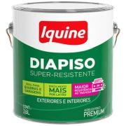 Imagem de Tinta Acrílica Fosco Premium 3,6L - Amarelo Demarcação - Delacryl Iquine