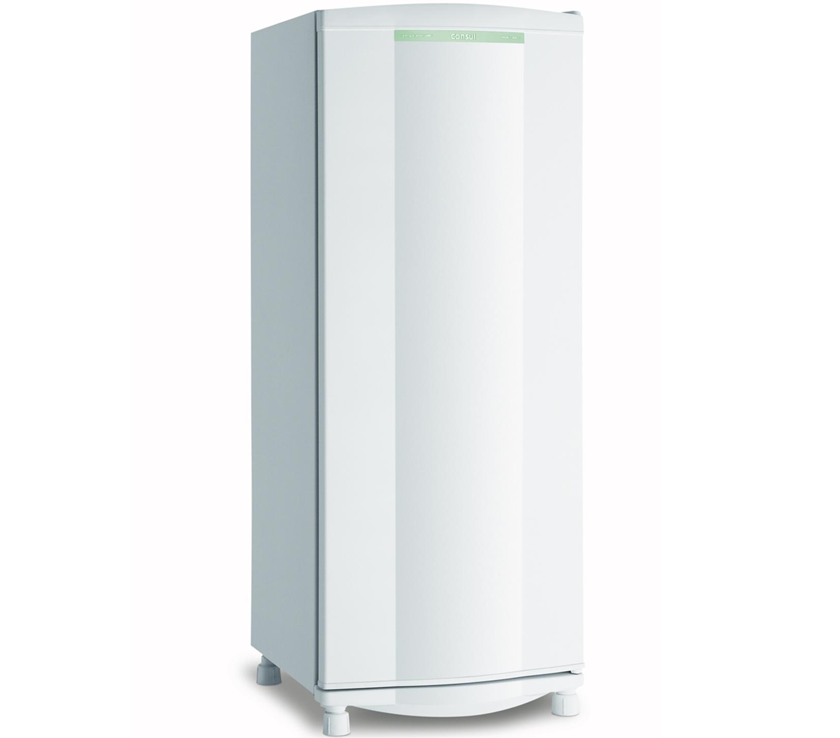 GeladeiraRefrigerador Consul 1 Porta 261L Branco 220V - CRA30FBBNA