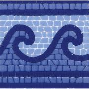 Revestimento de Parede Brilhante Unidade 15x15cm Azul 1900 A - Eliane