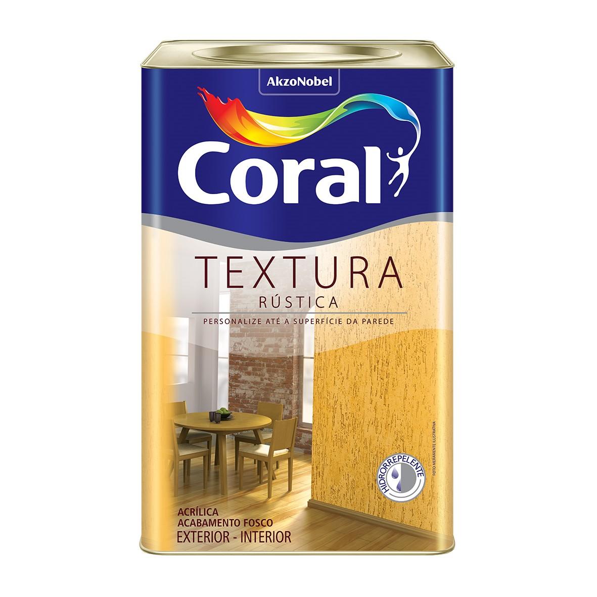 Textura Premium 330Kg - Branco Neve - Rustica - Coral