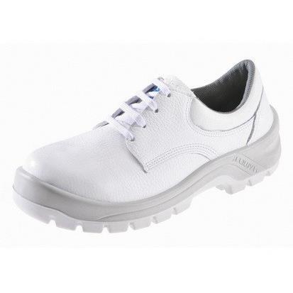Sapato de Couro Cadarco Branco Numero 36 - New Prime - Marluvas