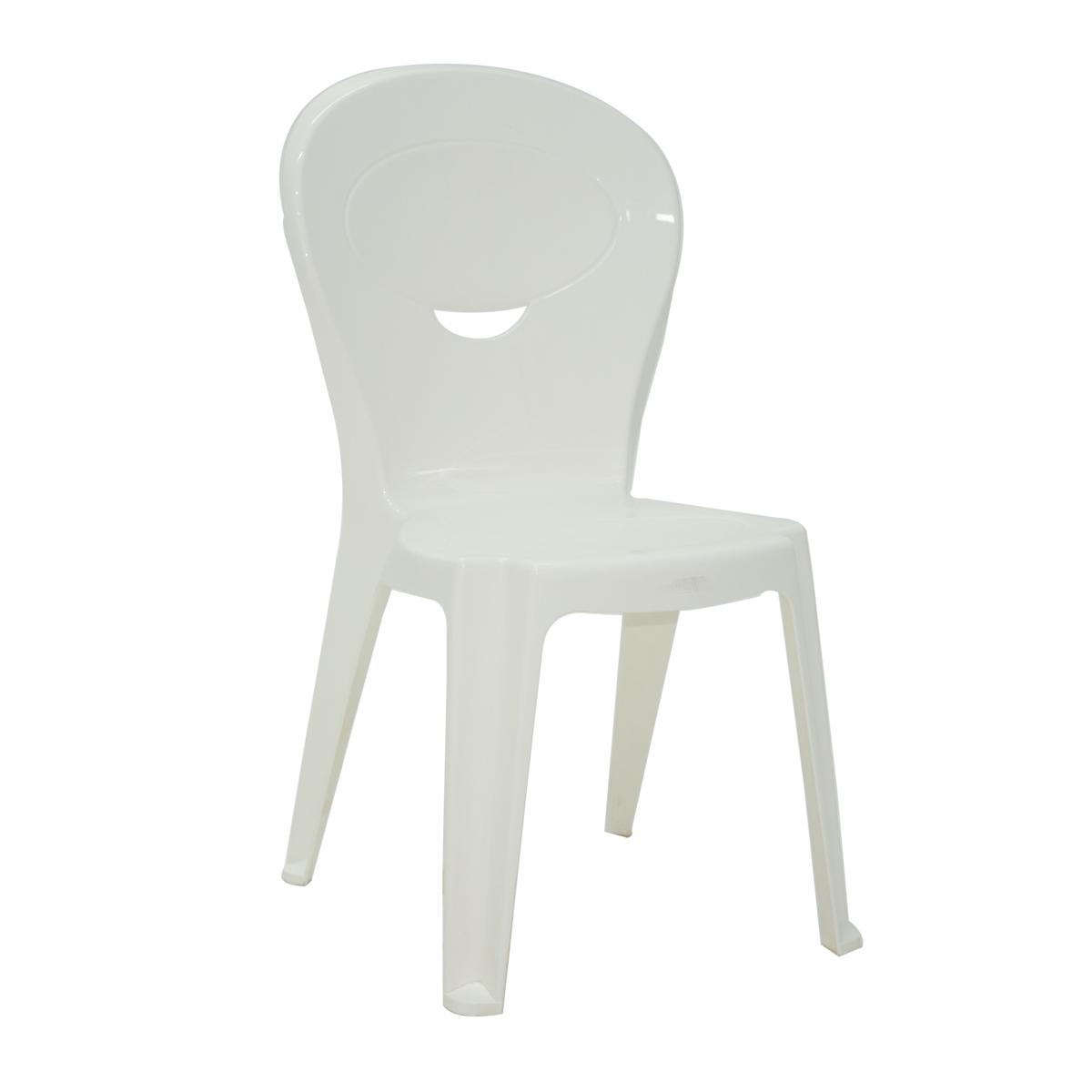 Cadeira Infantil de Plastico Vice Branca 92270010 - Tramontina