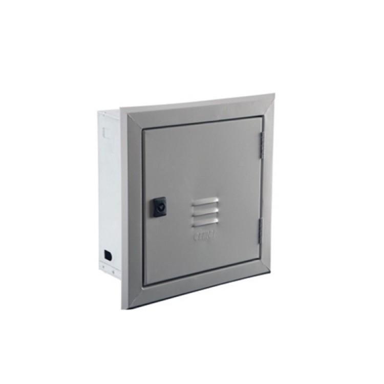 Caixa para Telefone Embutir TLBE-3 CH 40x40x135 - Legrand