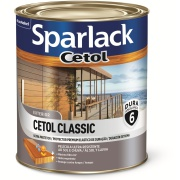 Verniz Cetol Acetinado - Ipê - 0,900L - Sparlack