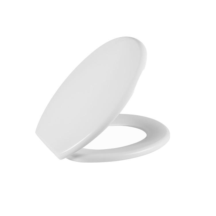 Assento Sanitario Oval Soft TPJAS Macio Branco - Astra
