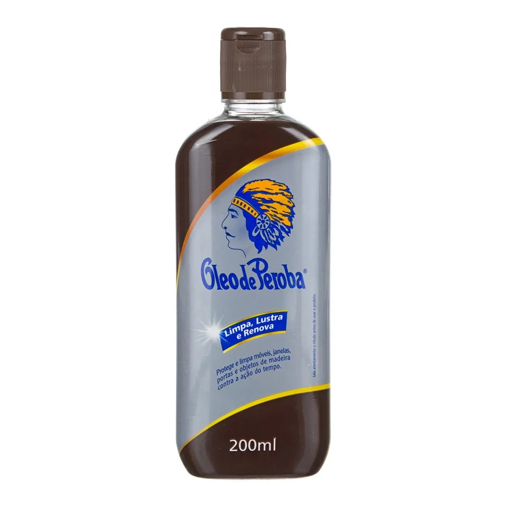 Oleo de Peroba Tradicional 200ml - King