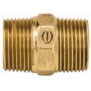 """Niple Duplo Bronze Roscável 1.1/2"""" - Eluma"""