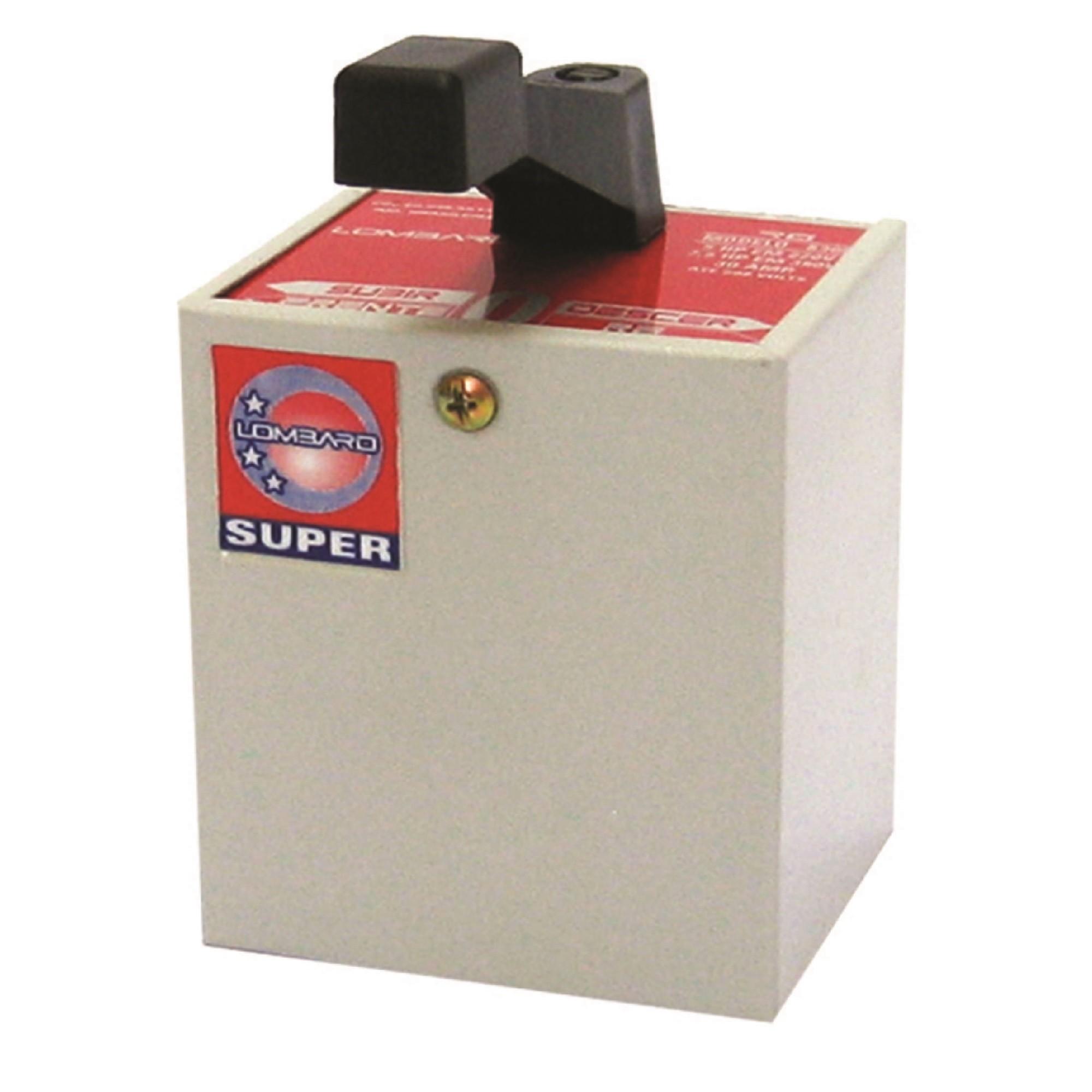 Chave Eletrica Reversora Bl Tf 10R 30 A