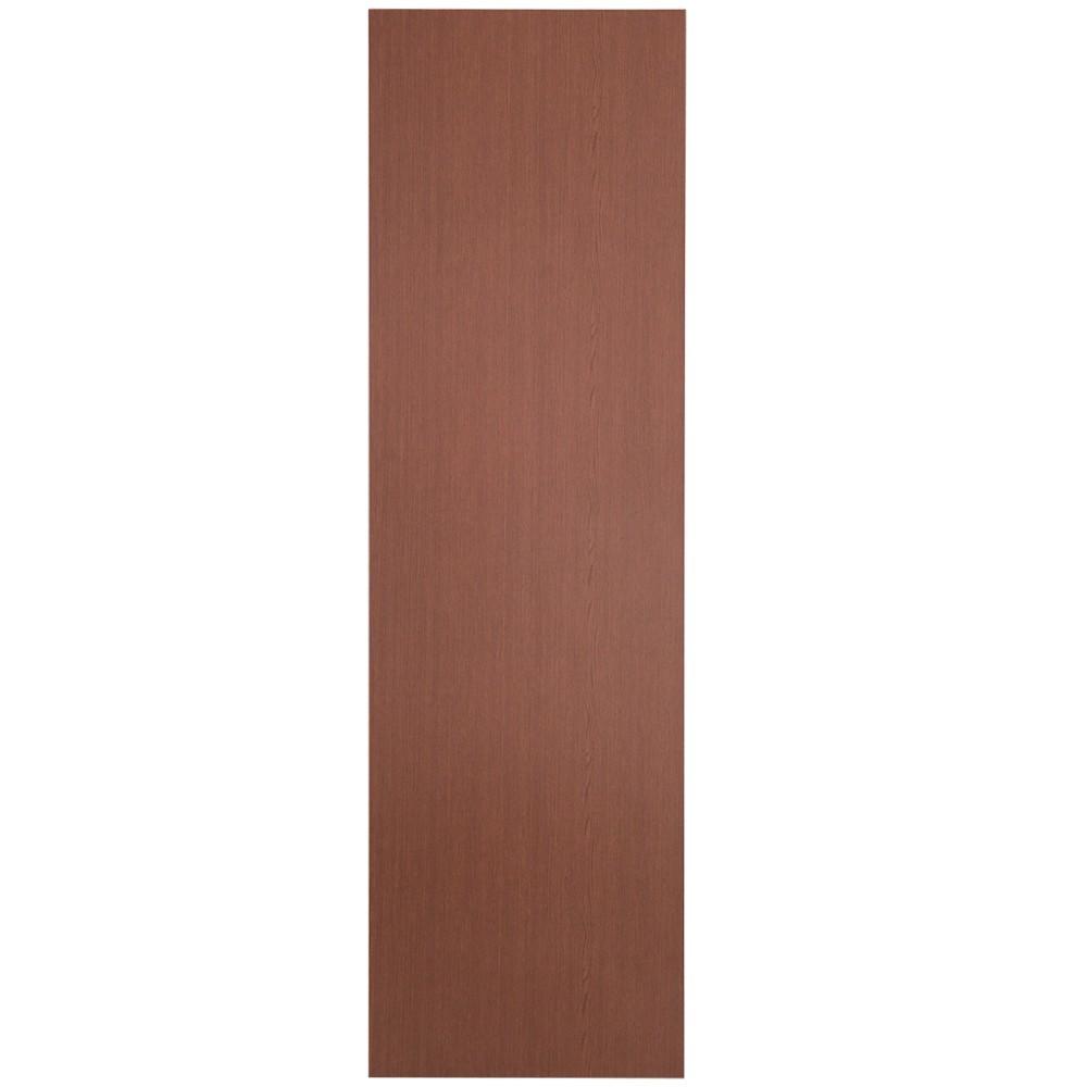 Porta de Madeira Lisa 80x210 cm Ipe para Apartamento - Madelar