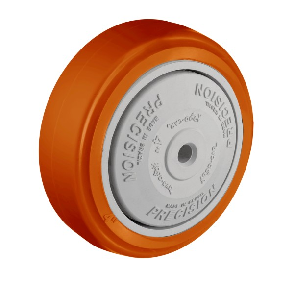 Roda Polipropileno e poliuretano 100 x 38 mm - Rod car