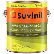 Tinta Epóxi Brilhante Premium 2,7L - Branco - Epóxi Suvinil