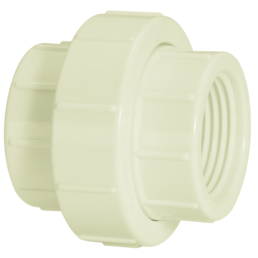 Uniao Roscavel PVC Branco 12 - Amanco