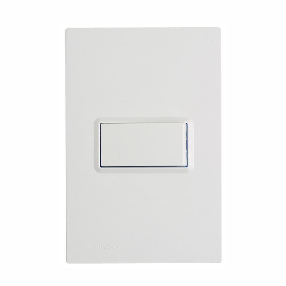 Conjunto Interruptor Paralelo 1 Modulo 16A - Branco - Delta - Iriel