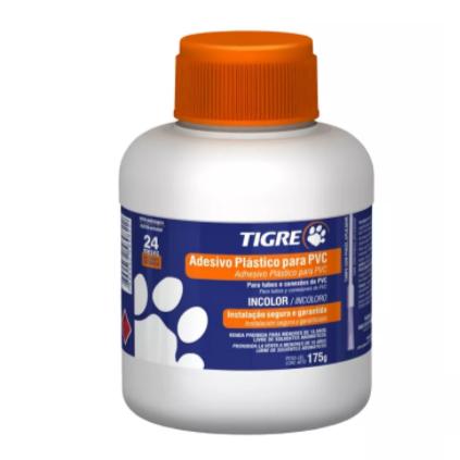 Adesivo para PVC 850 g - Tigre